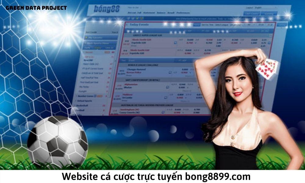 Website cá cược trực tuyến bong8899.com